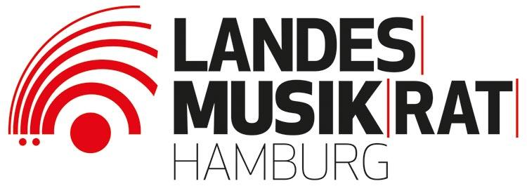 Logo Landesmusikrat Hamburg