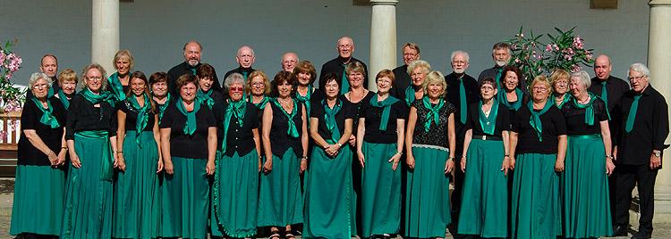 Chorgemeinschaft Ohe - Chorfoto