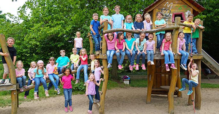Bergedorfer Kinder- und Jugendchor Chorfoto