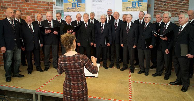 Bergedorfer Liedertafel Chorfoto