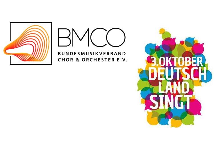 Logo Bundesmusikverband Chor & Orchester e.V.
