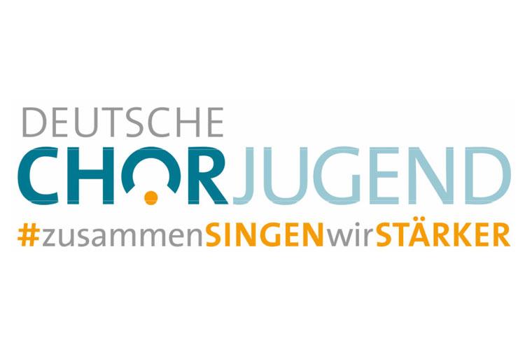 Logo Deutsche Chorjugend - Zusammen singen wir stärker