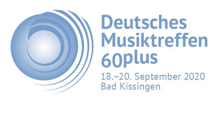 Logo Deutsches Musiktreffen 60plus