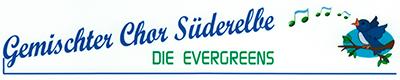 Gemischter Chor Süderelbe - Die Evergreens Logo