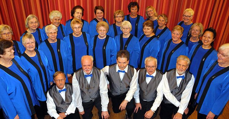 Gemischter Chor Süderelbe - Die Evergreens