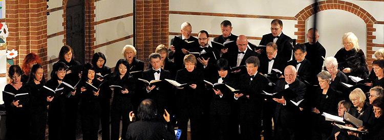 Kanemaki-Chor Chorfoto