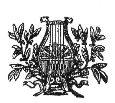 Liedertafel Harmonia Ochsenwerder Wappen
