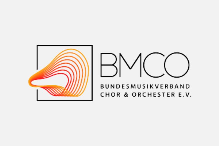 Logo BMCO - Bundesmusikverband Chor & Orchester e.V.