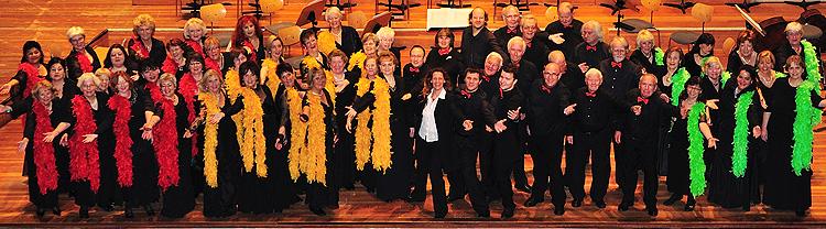 Operettenchor Hamburg Chorfoto
