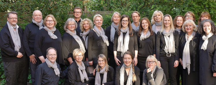 Soulful Gospel Choir Chorfoto