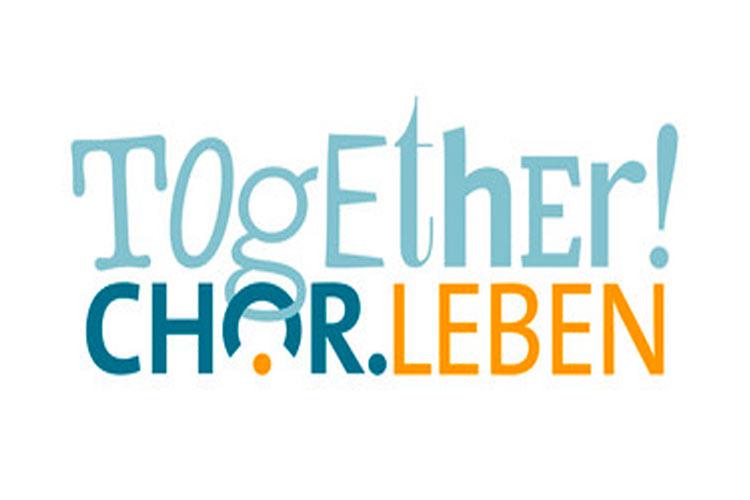Logo TOGETHER! - Chor.Leben